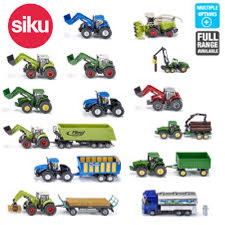 Cars from SIKU